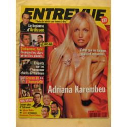 Magazine entrevue 91...