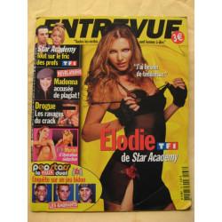 magazine entrevue 136