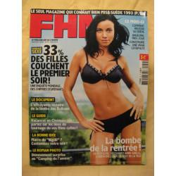 Magazine FHM 50 septembre 2003