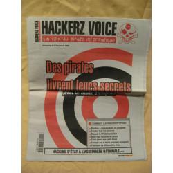 Magazine hackerz voice n°1...