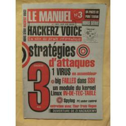 Magazine hackerz voice n°3...