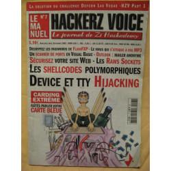 Magazine hackerz voice n°7...