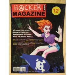 Magazine hacker magazine 1H...