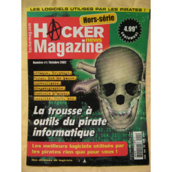 Magazine hacker magazine...