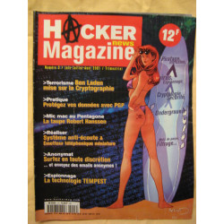 Magazine hacker magazine 3...