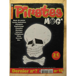 Magazine pirates 15 juillet...