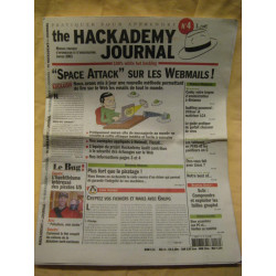 Magazine the hackademy...