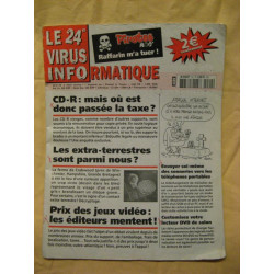 Magazine Virus informatique...