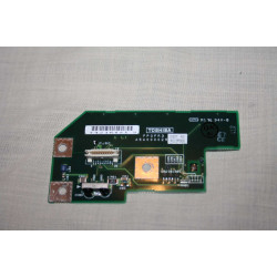 toshiba SATELLITE 1800-412 bouton frontal