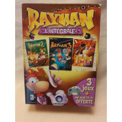 jeu mythique Rayman d'ubisoft