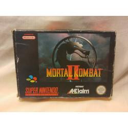 Cartouche Mortal Kombat 2 :...