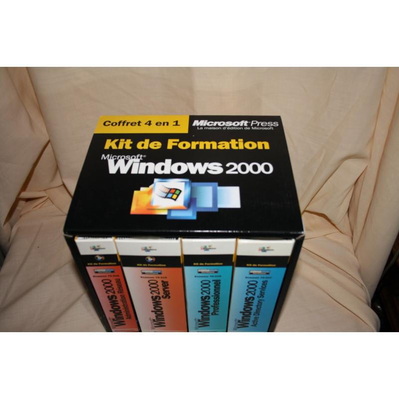Kit livre de formation Microsoft Windows 2000