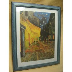 Cadre lithographie Van Gogh