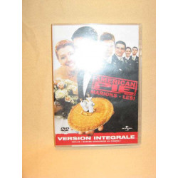 dvd american pie 3 marions...