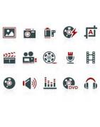Appareil video, son et audio